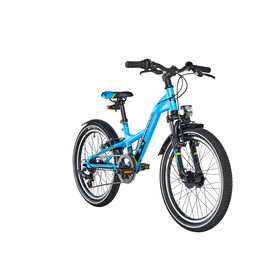 s'cool XXlite 20 7-S alloy Lightblue Matt